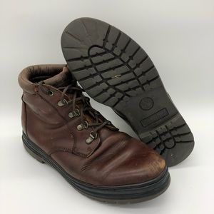 Timberland Leather Boots Mens Size 10 W 69058